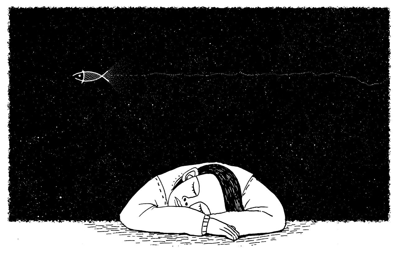 while Christians sleep